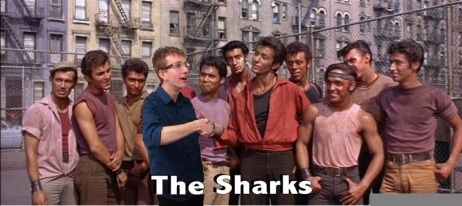 Benny and the sharks (2)