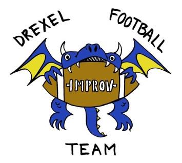 drexel football logo