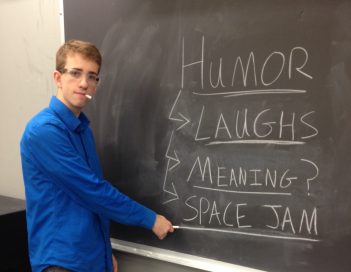 Humor Laughs Meaning Space Jam